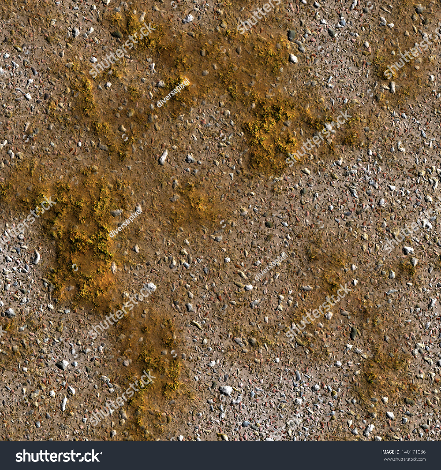 Abstract Texture Alien Planet Surface Other Stock Illustration 140171086