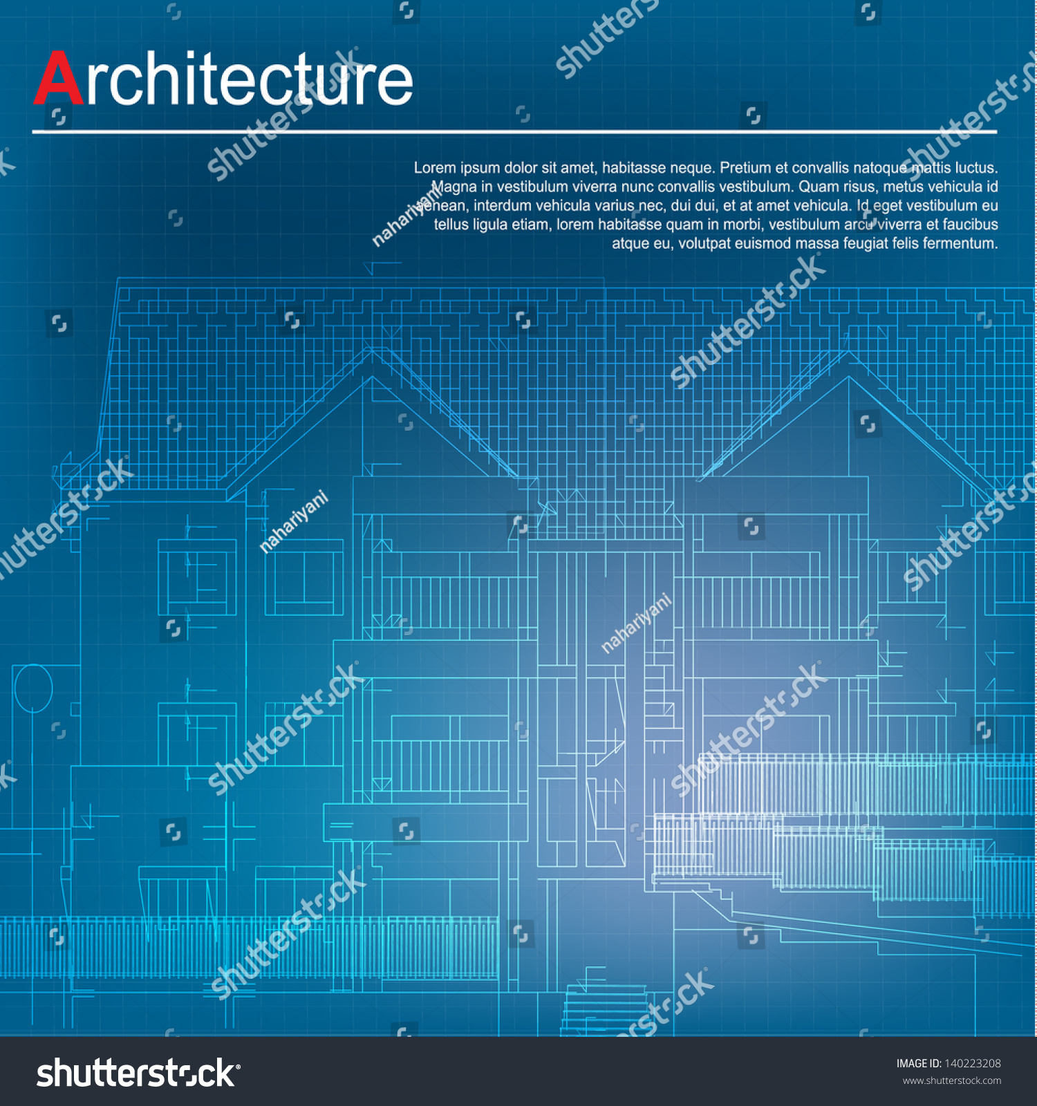 Urban blueprint vector architectural background part stock vector hd urban blueprint vector architectural background part of architectural project architectural plan malvernweather Choice Image