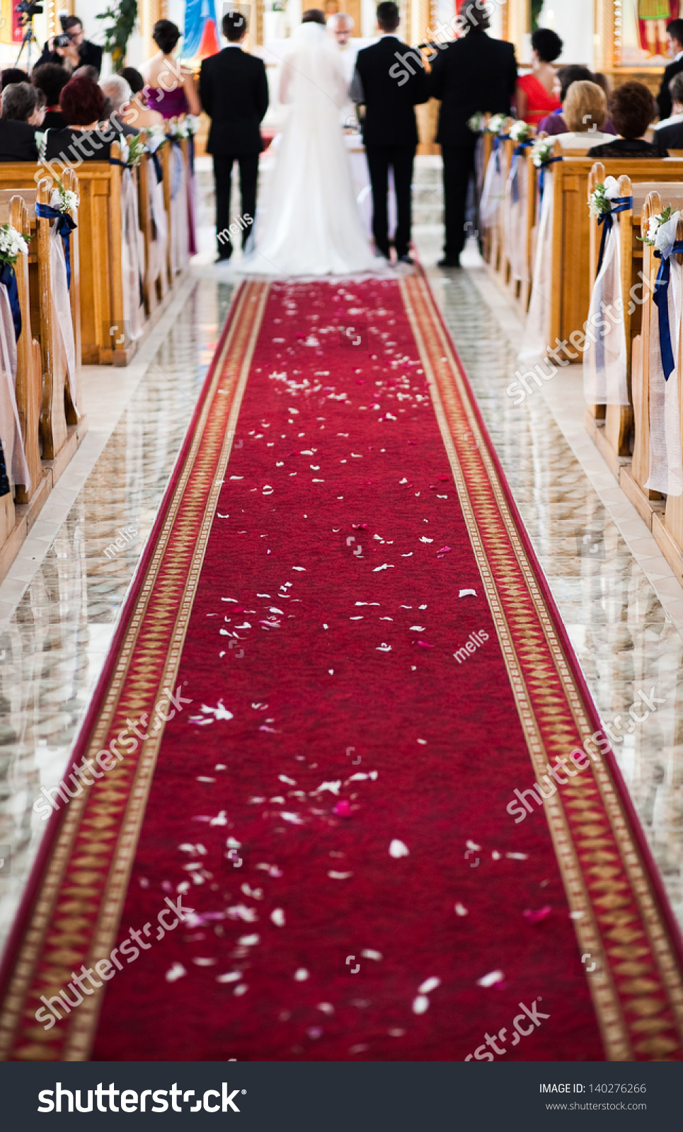 Church Carpet Vidalondon