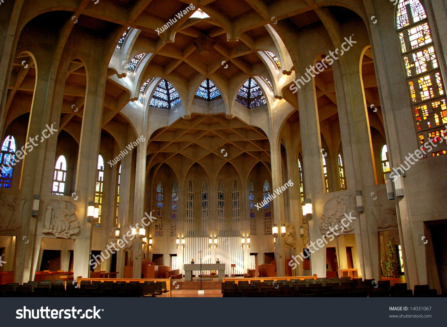Westminster Abbey Benedictine Monastery Mission Vancouver