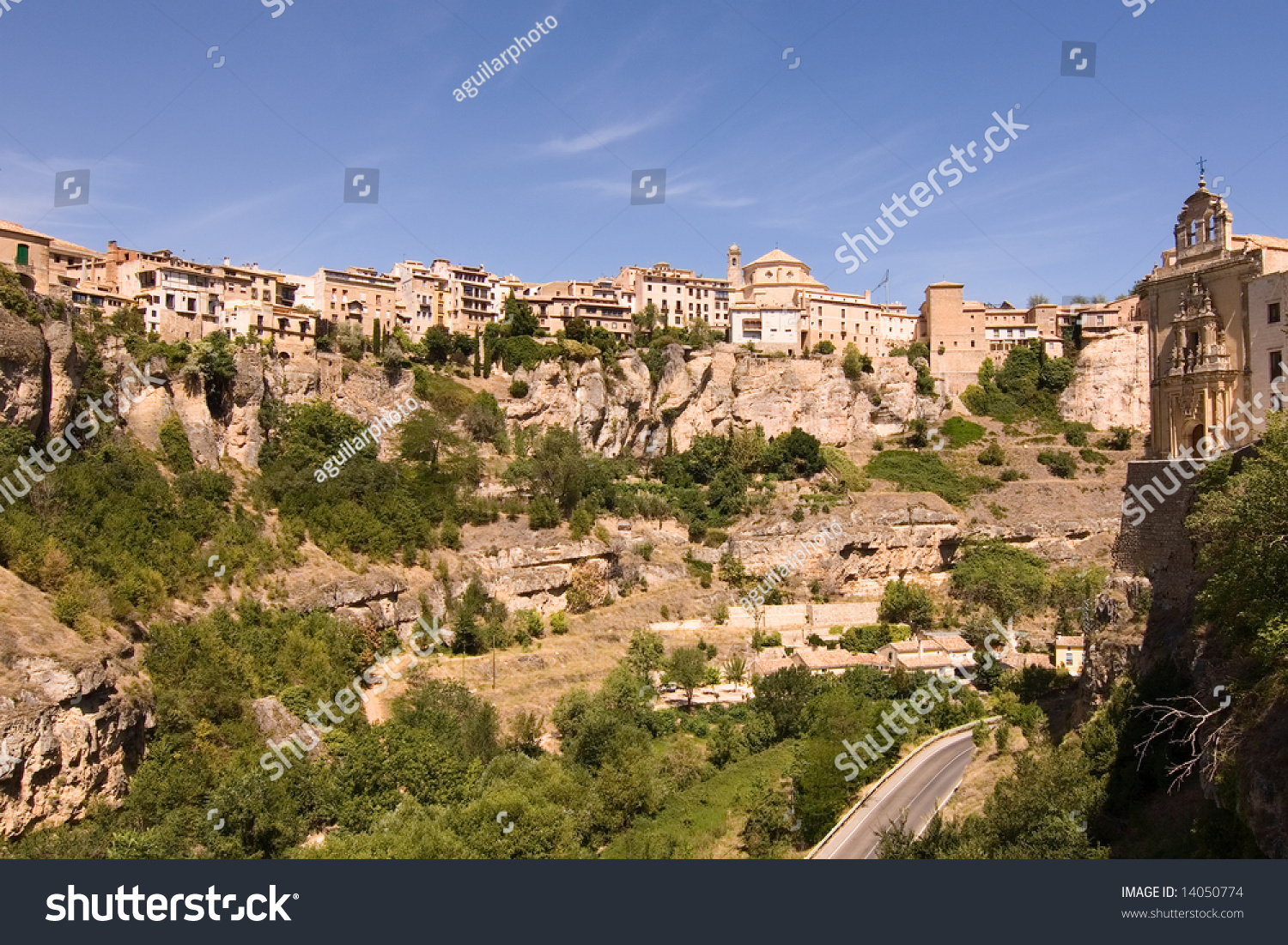 Hanging houses of cuenca images