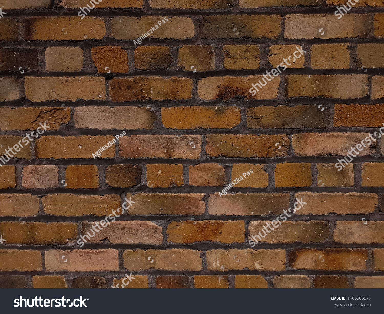 stock-photo-old-yellow-brick-wall-backgr