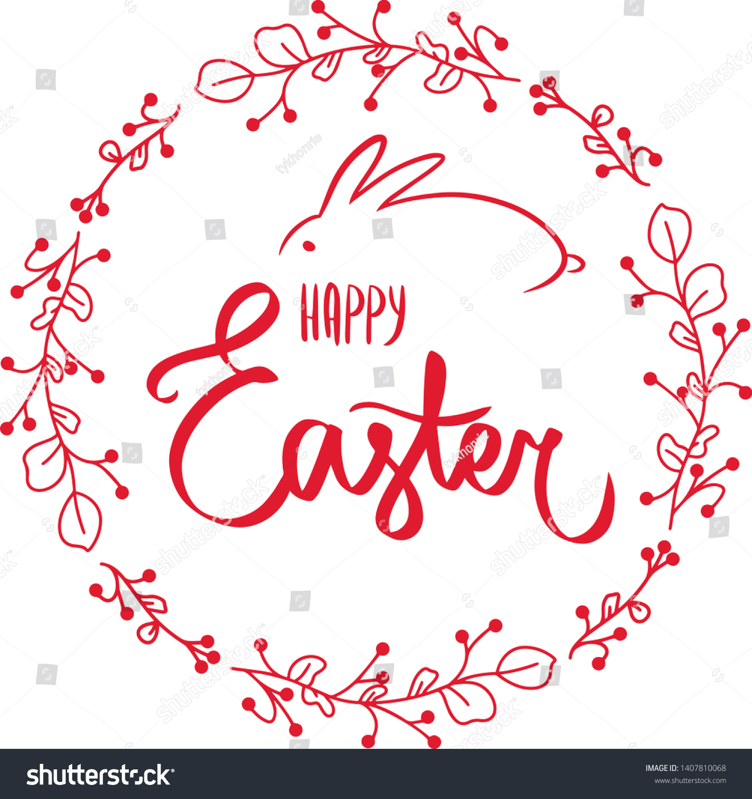 stock-vector-hand-drawn-happy-easter-day