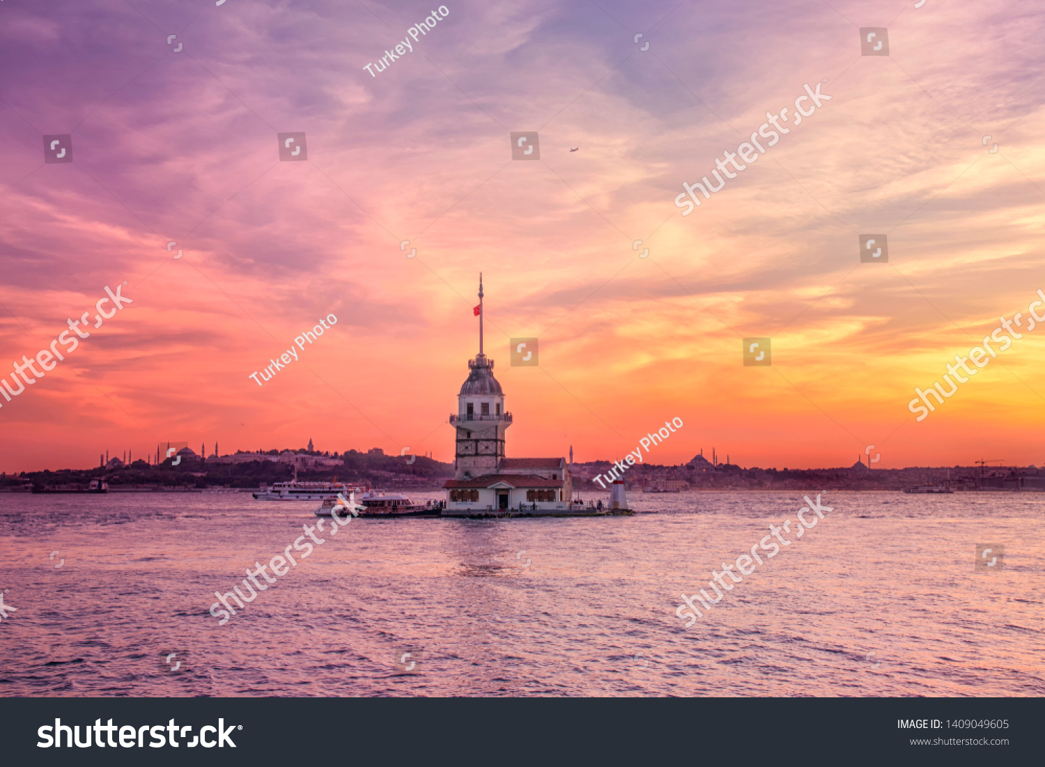 stock-photo-maiden-s-tower-in-istanbul-b