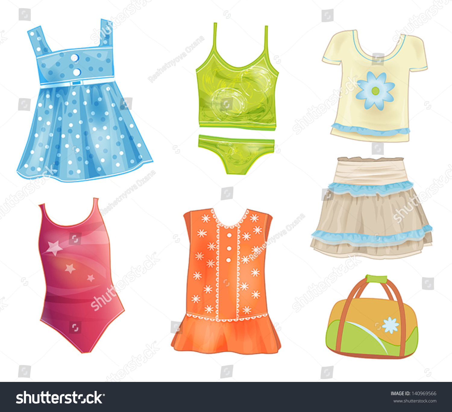 summer clothes - Kids Clothes Zone