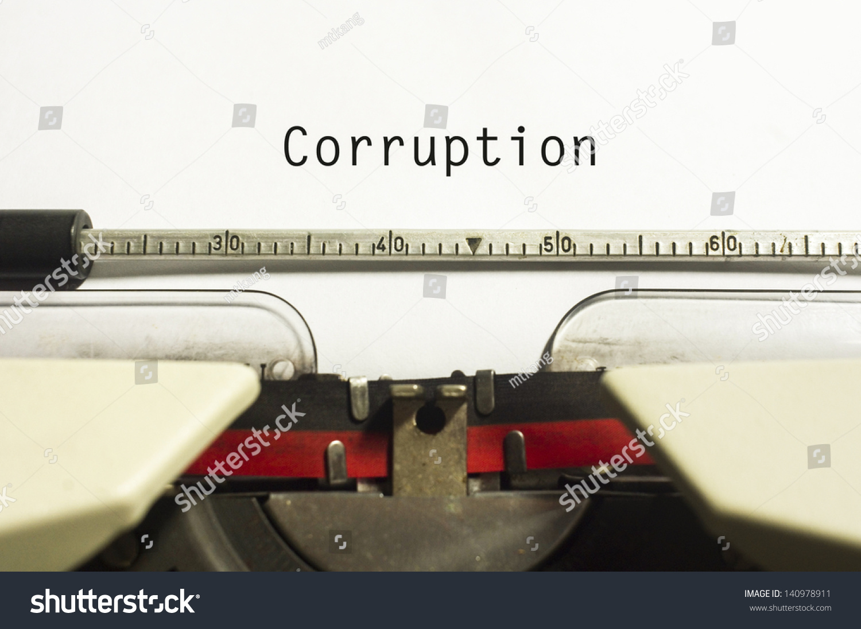 Essays stock market corruption
