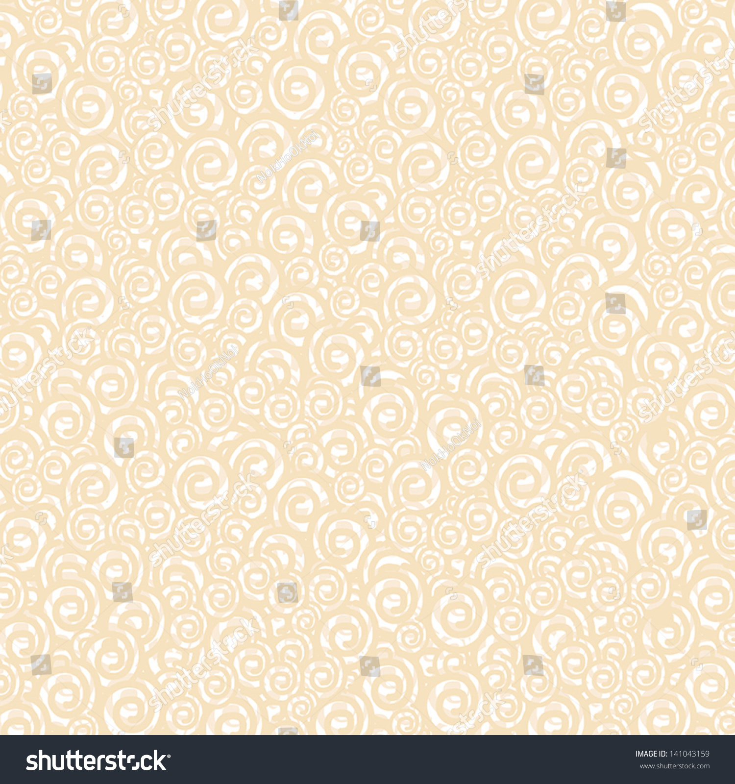 Seamless Pattern Ancient China Background Stock Vector Royalty Free