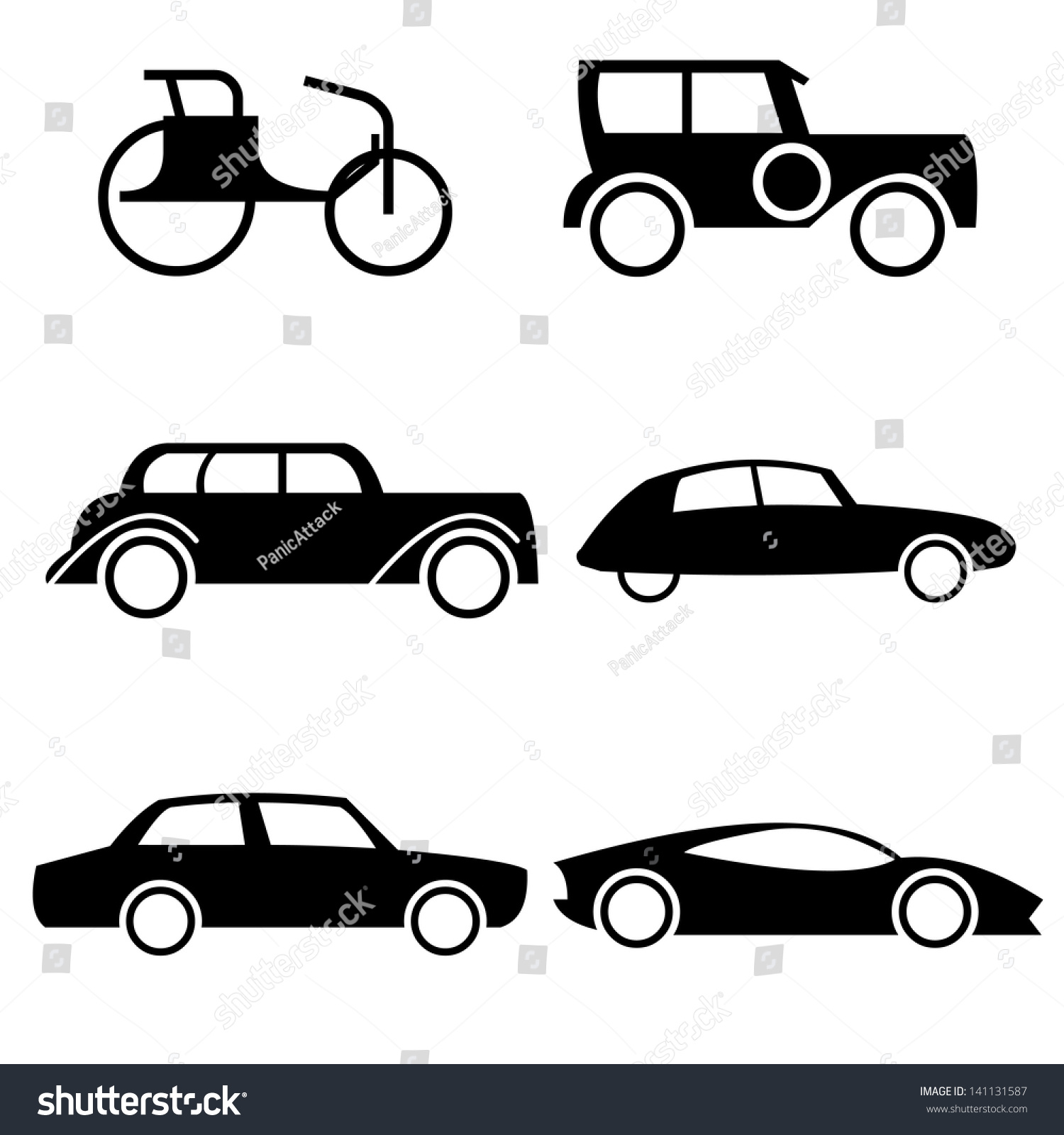 the evolution of cars The first overall modification of the car came for the 1967 season the car had a stock body with a modified frame and a full roll cage that protected the driver in.