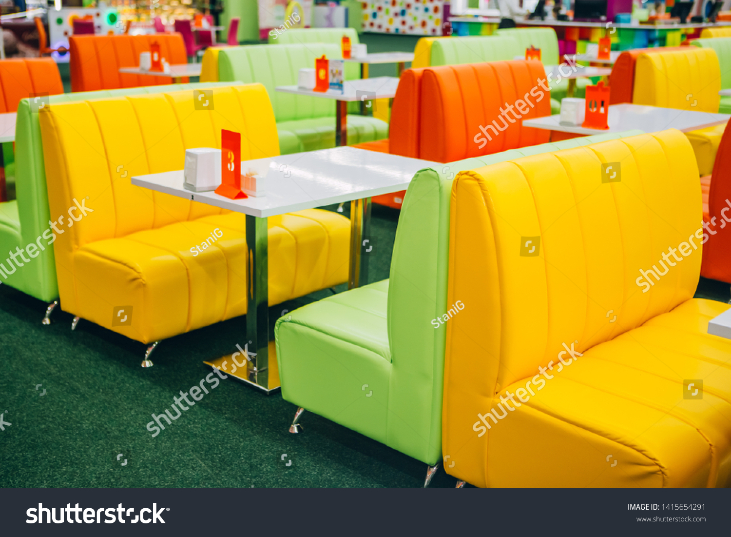 Peachy Childrens Birthday Party Amusement Park Multicolored Stock Caraccident5 Cool Chair Designs And Ideas Caraccident5Info