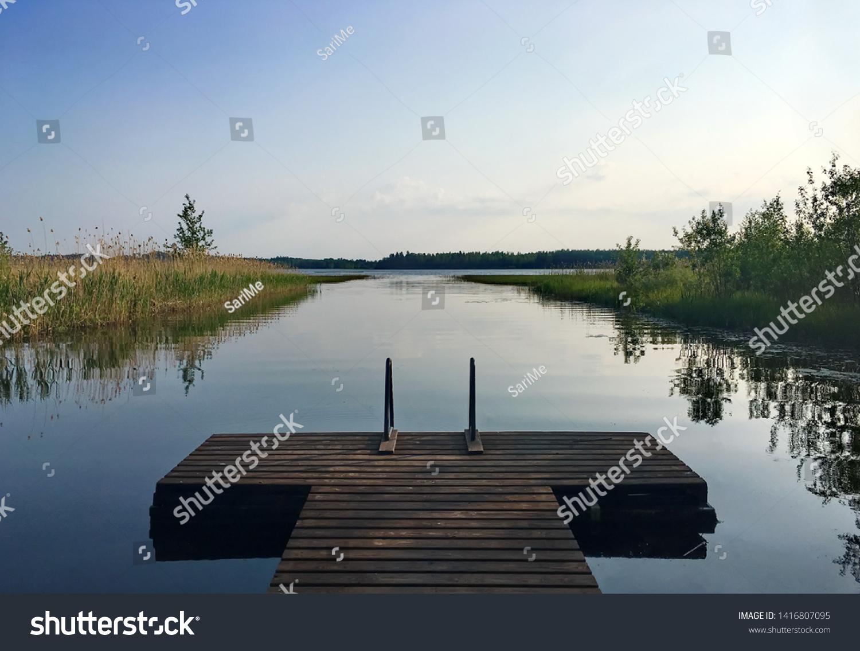 stock-photo-finnish-summer-night-is-alwa