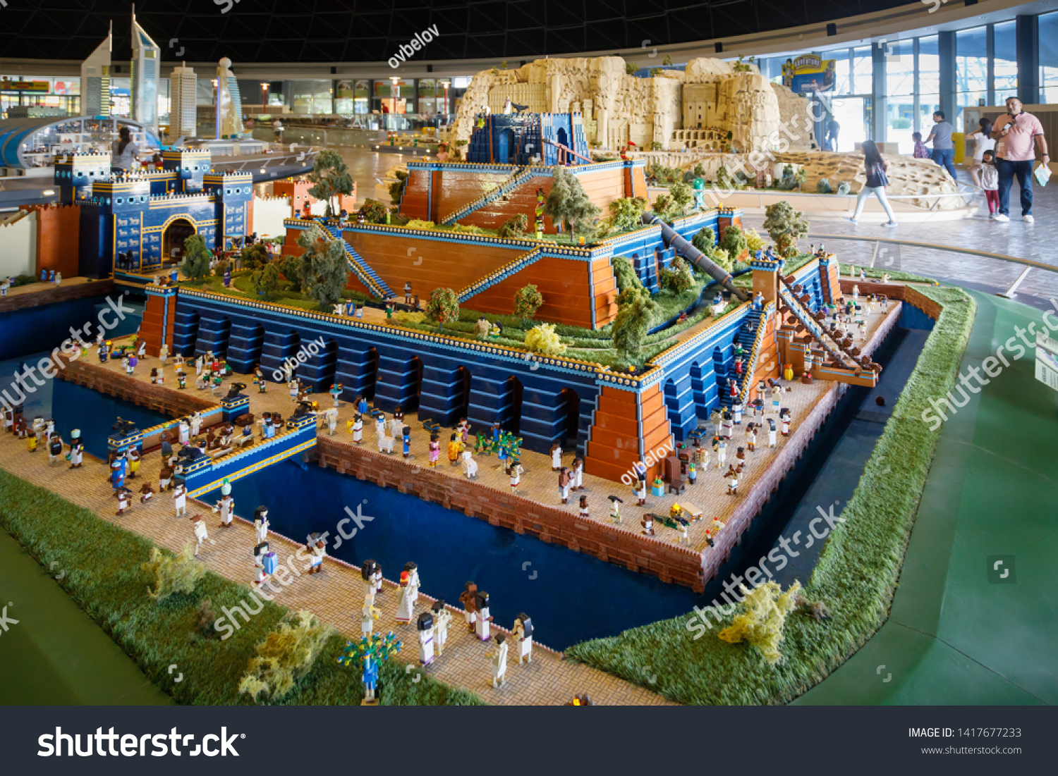 Hanging Gardens Of Babylon Stock Photos Images Photography