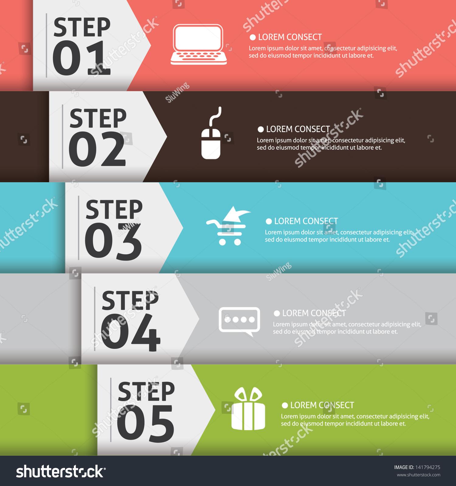presentation slide template editable your choosing stock