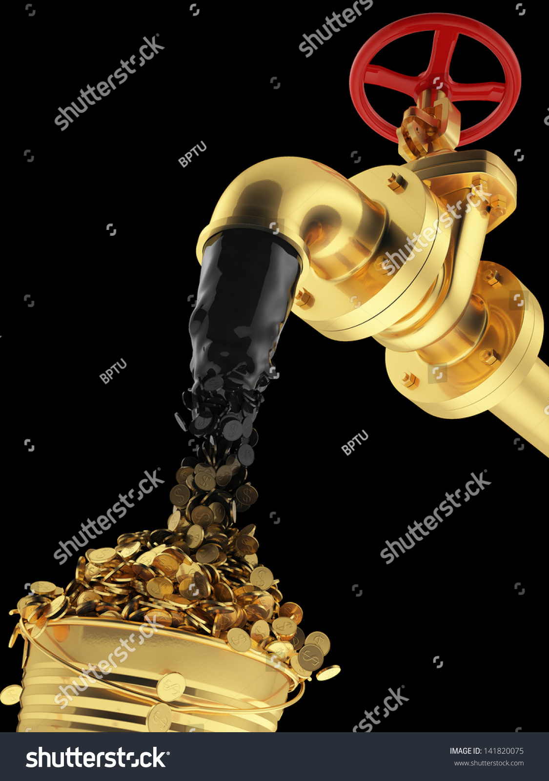 Transformation Of Oil (Petroleum) Directly Into Money ...  Transformation ...