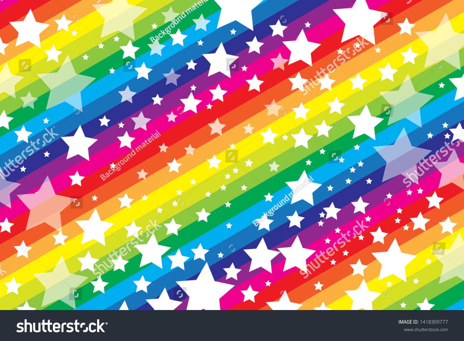 Background Wallpapers Happy Party Images Stardust Stock Vector Royalty Free 1418309777