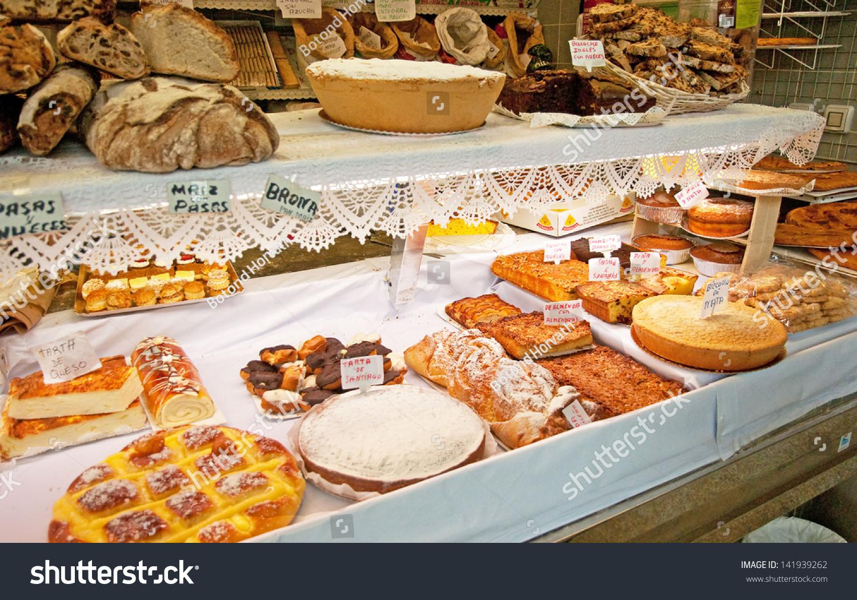 Cakes Spain Stock Photo (Edit Now) 141939262 - Shutterstock