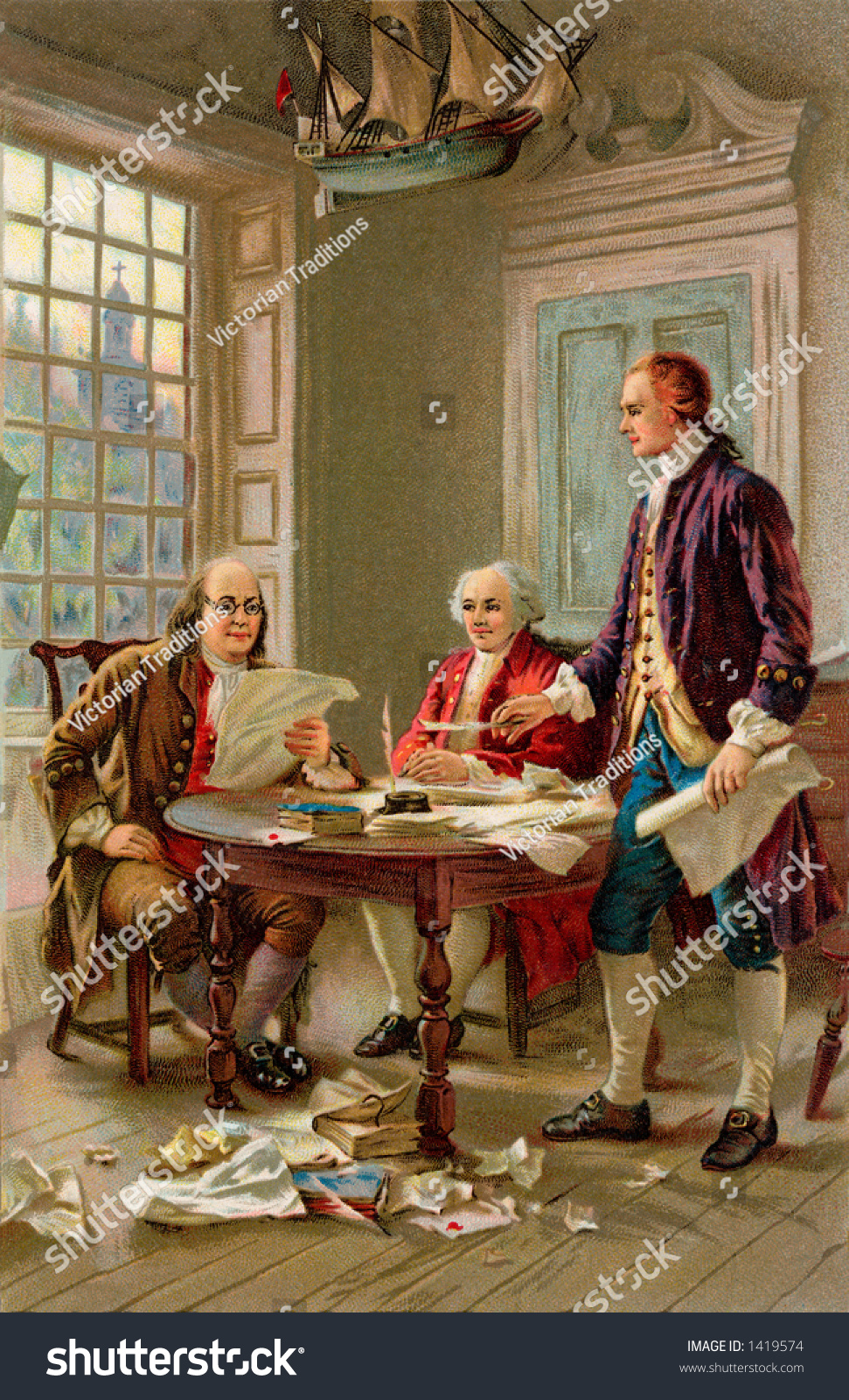 thomas jeffersons take on the declaration of independence He was the principal author of the declaration of independence, which  as early  as 1787, when jefferson took hemings to paris for two years.