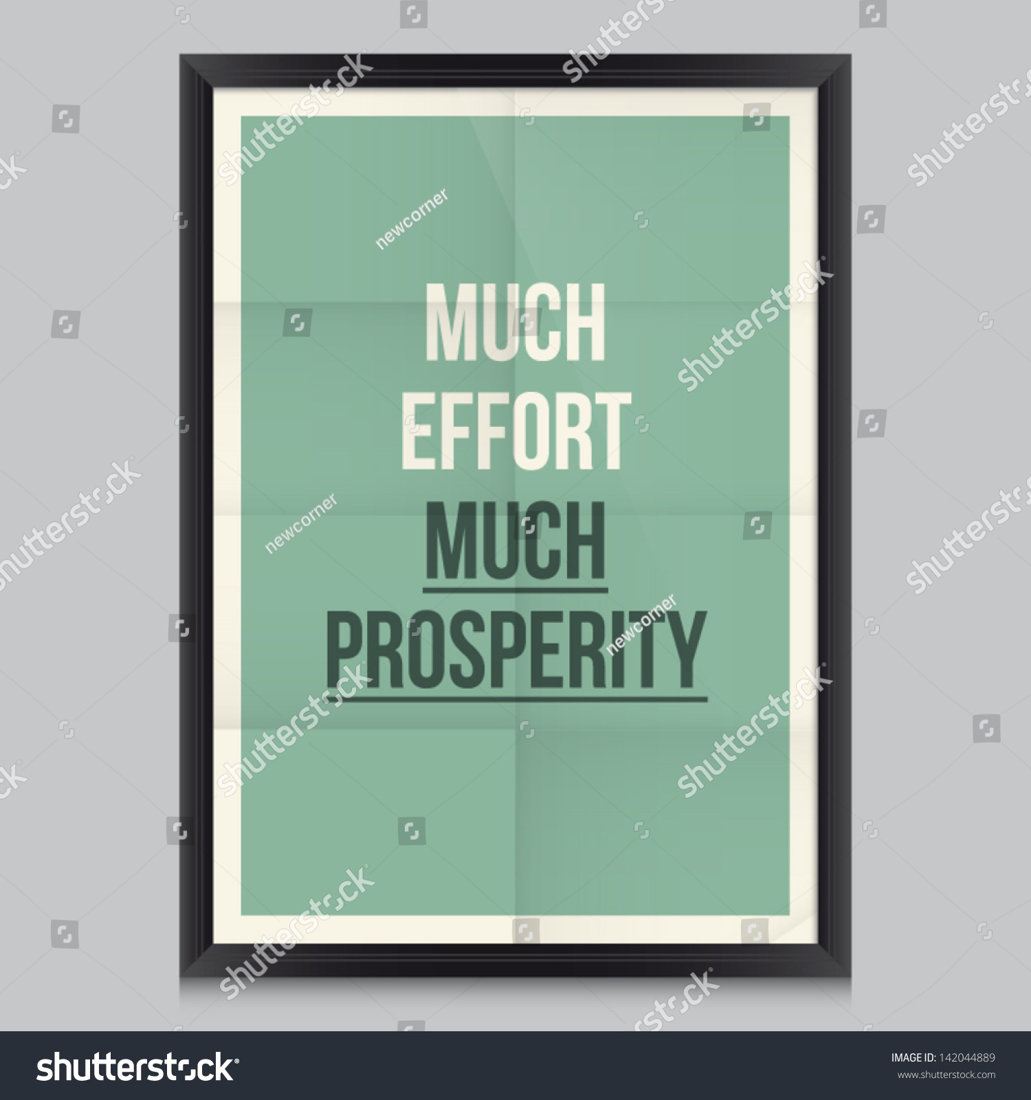 Work Quote Poster By Euripides Effects Poster Frame
