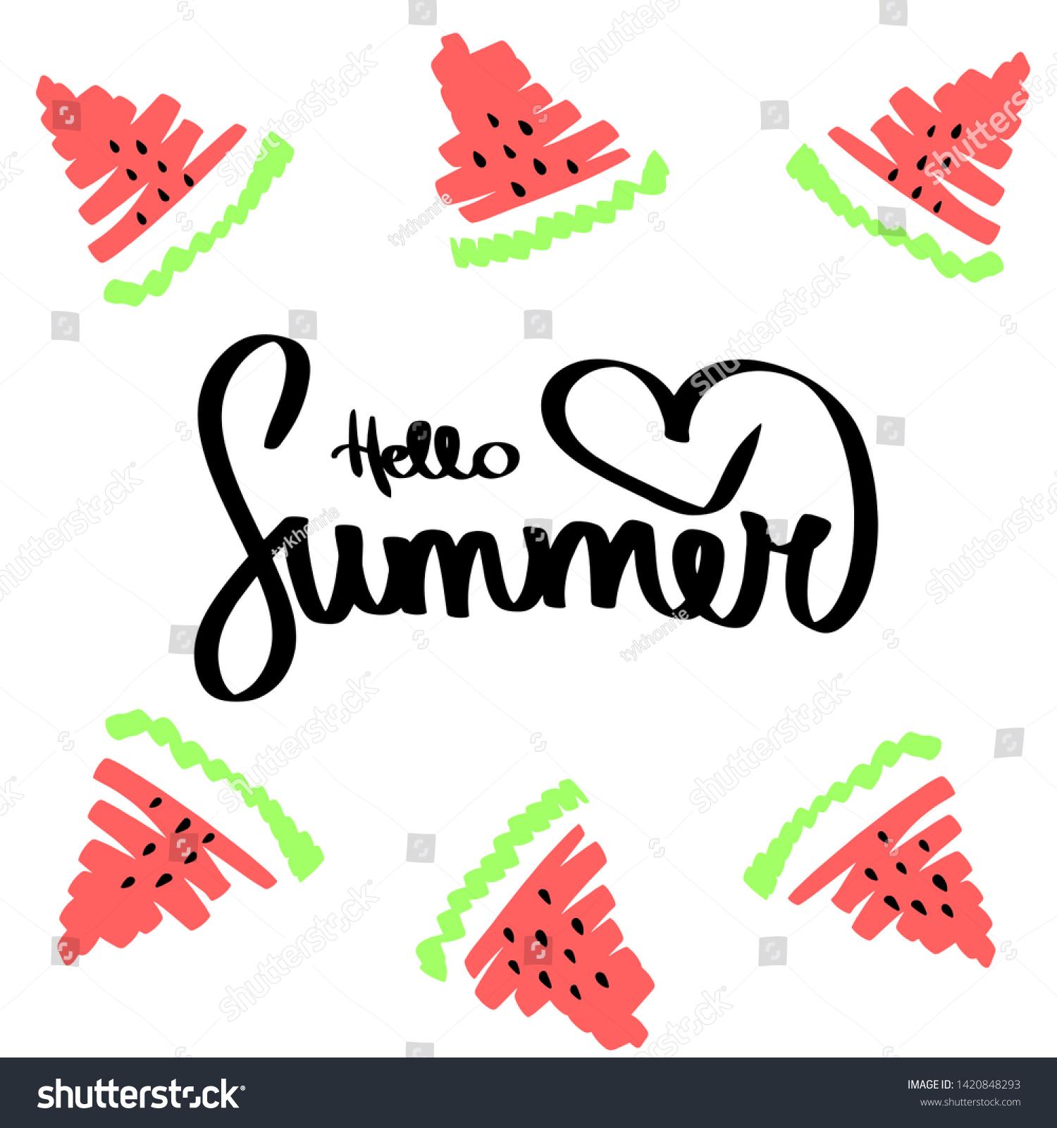 stock-vector-hello-summer-handwritten-in