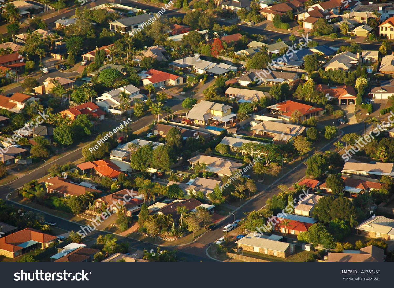 Suburbs near brisbane