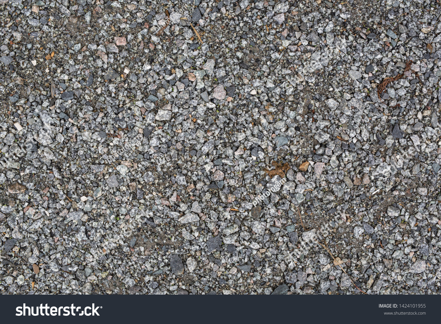 grey white and grey gravel and rock texture high resolution #1424101955