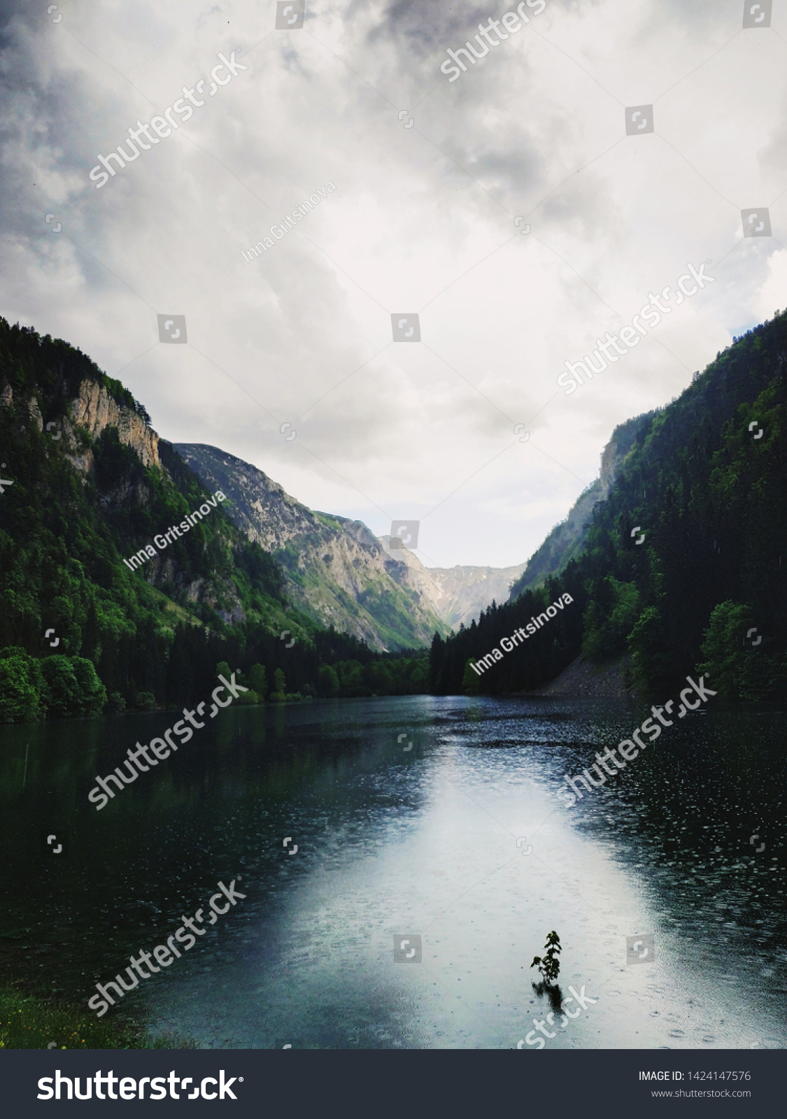 stock-photo-beautiful-lake-su-i-ko-susic