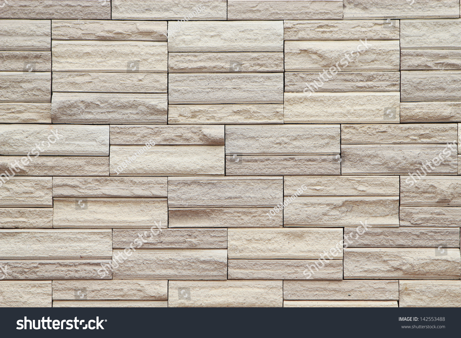 Stone Modern Wall Texture Stock Photo 142553488 Shutterstock