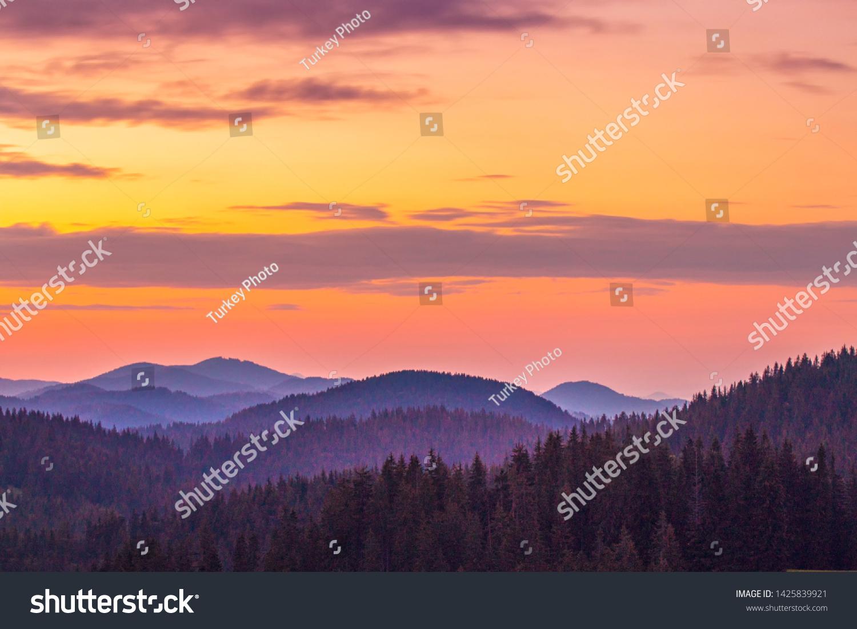 stock-photo-mountains-sunrise-with-fog-b