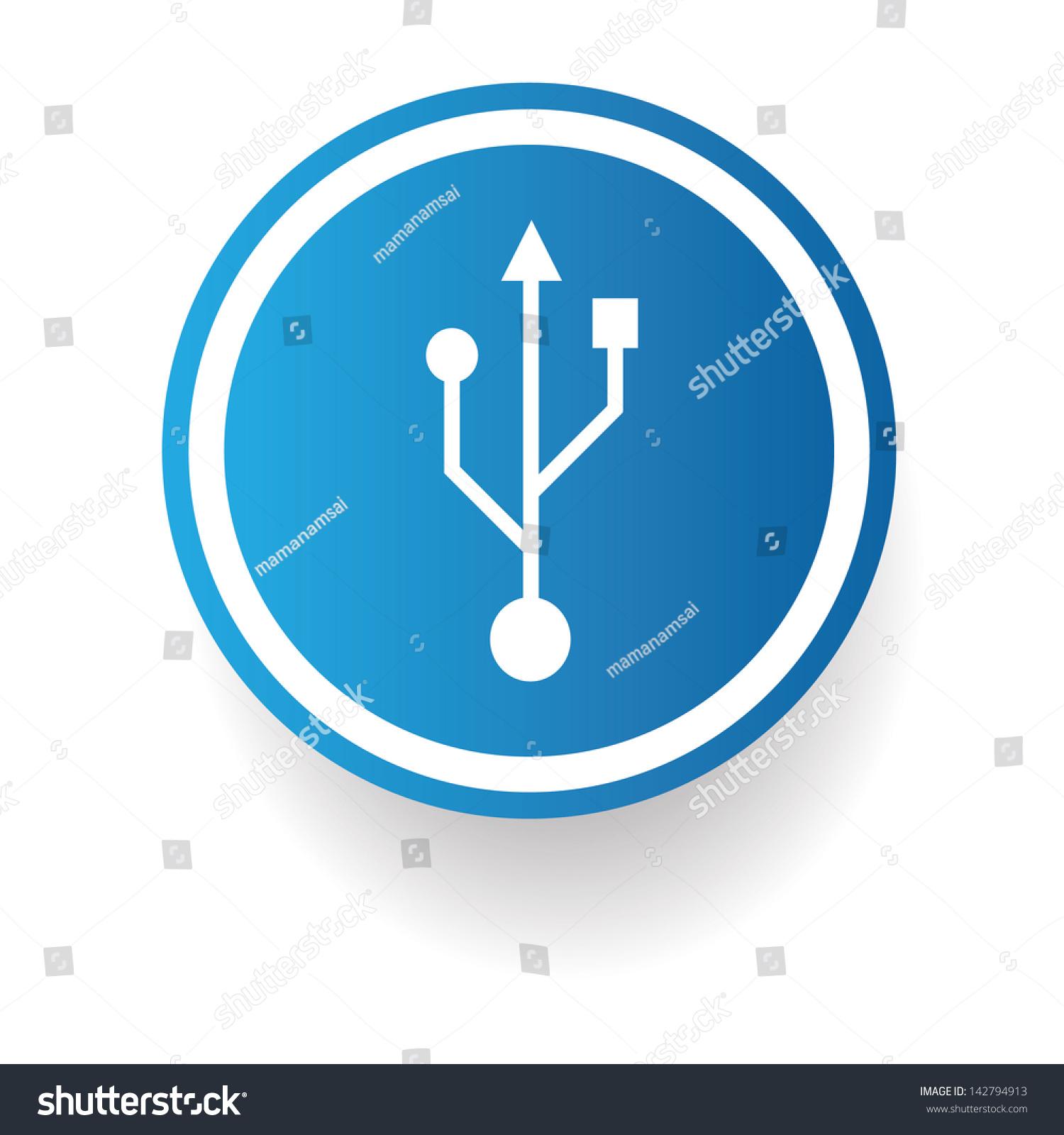 usb symbolvector 142794913 shutterstock