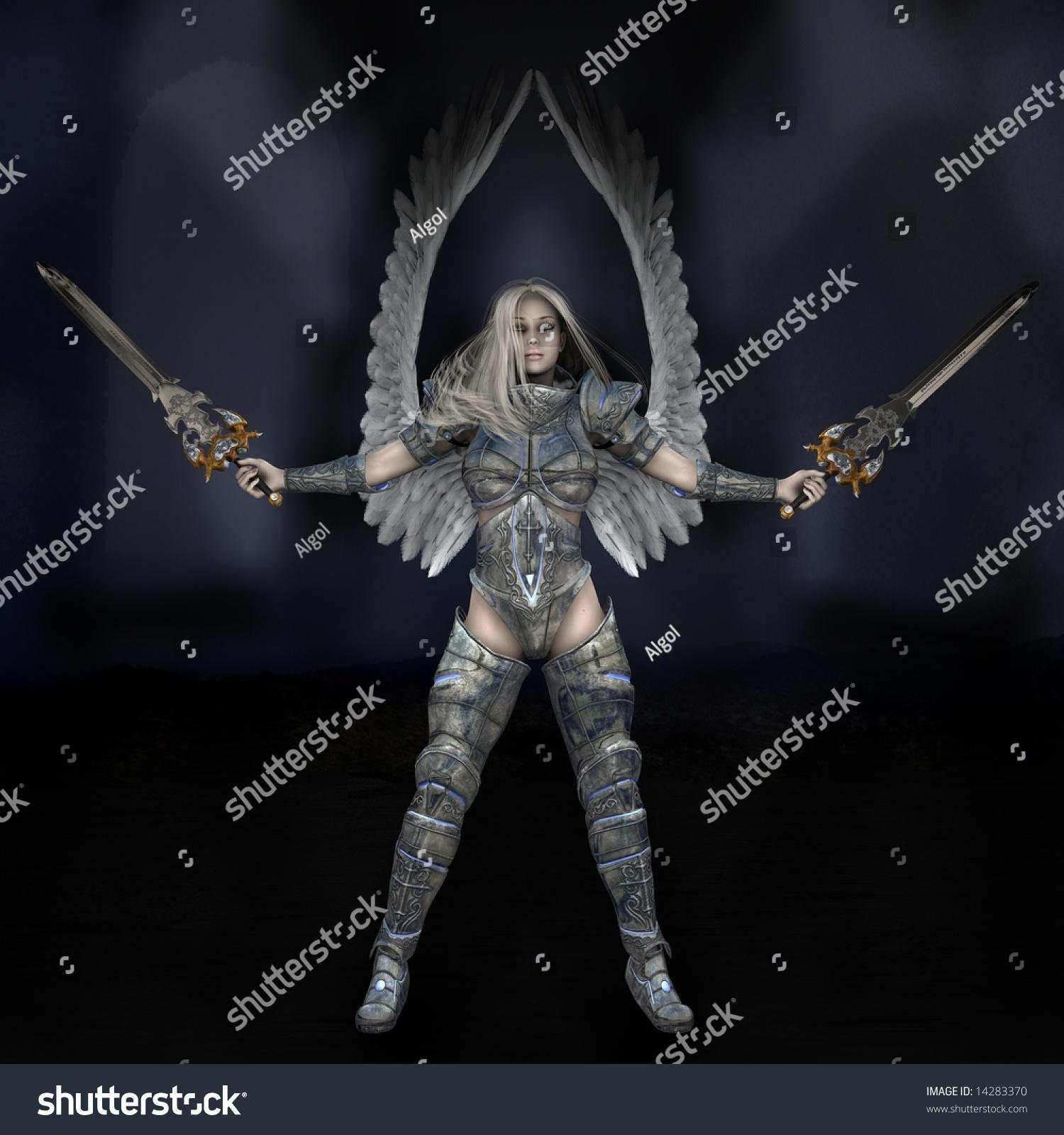Angel Light Stock Illustration Shutterstock