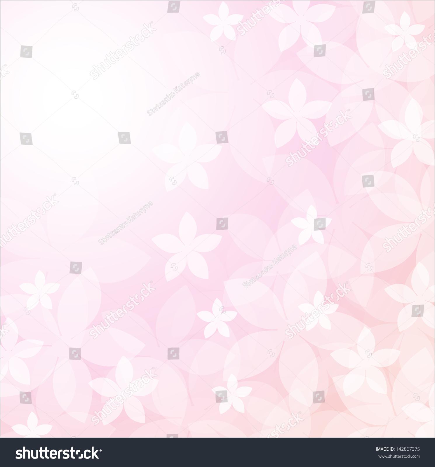 Purple floral vector background wedding invitation stock