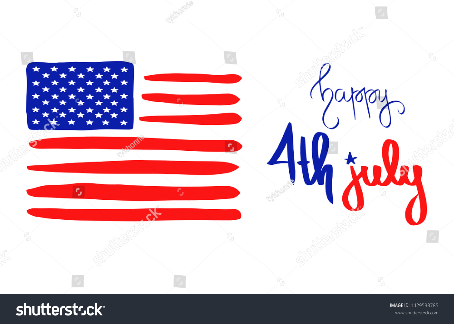 stock-vector-happy-th-of-july-holiday-us