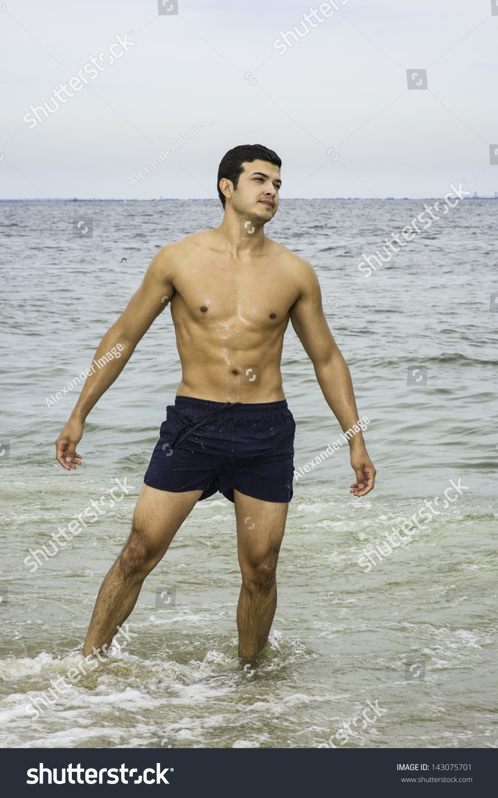 Naked guys on the beach images 21