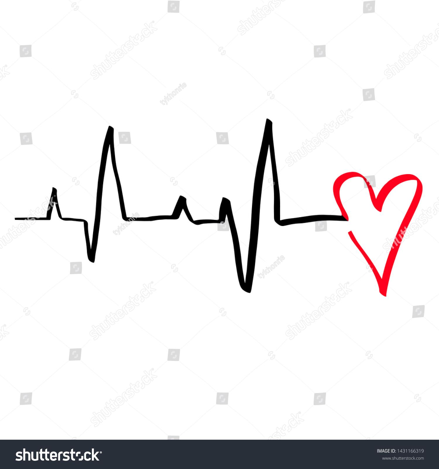 stock-vector-black-red-heart-cardiogram-