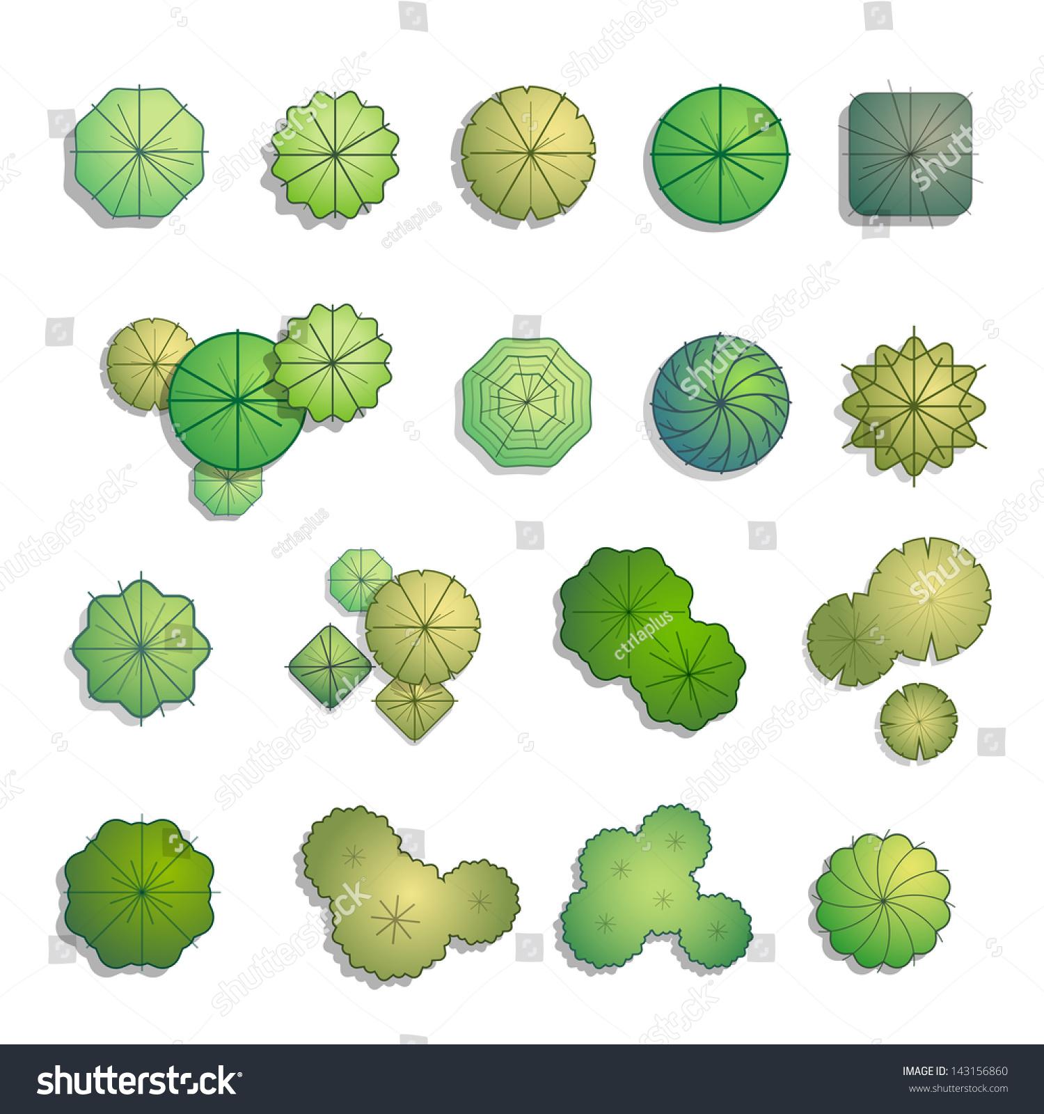 HD wallpapers vector landscape symbols