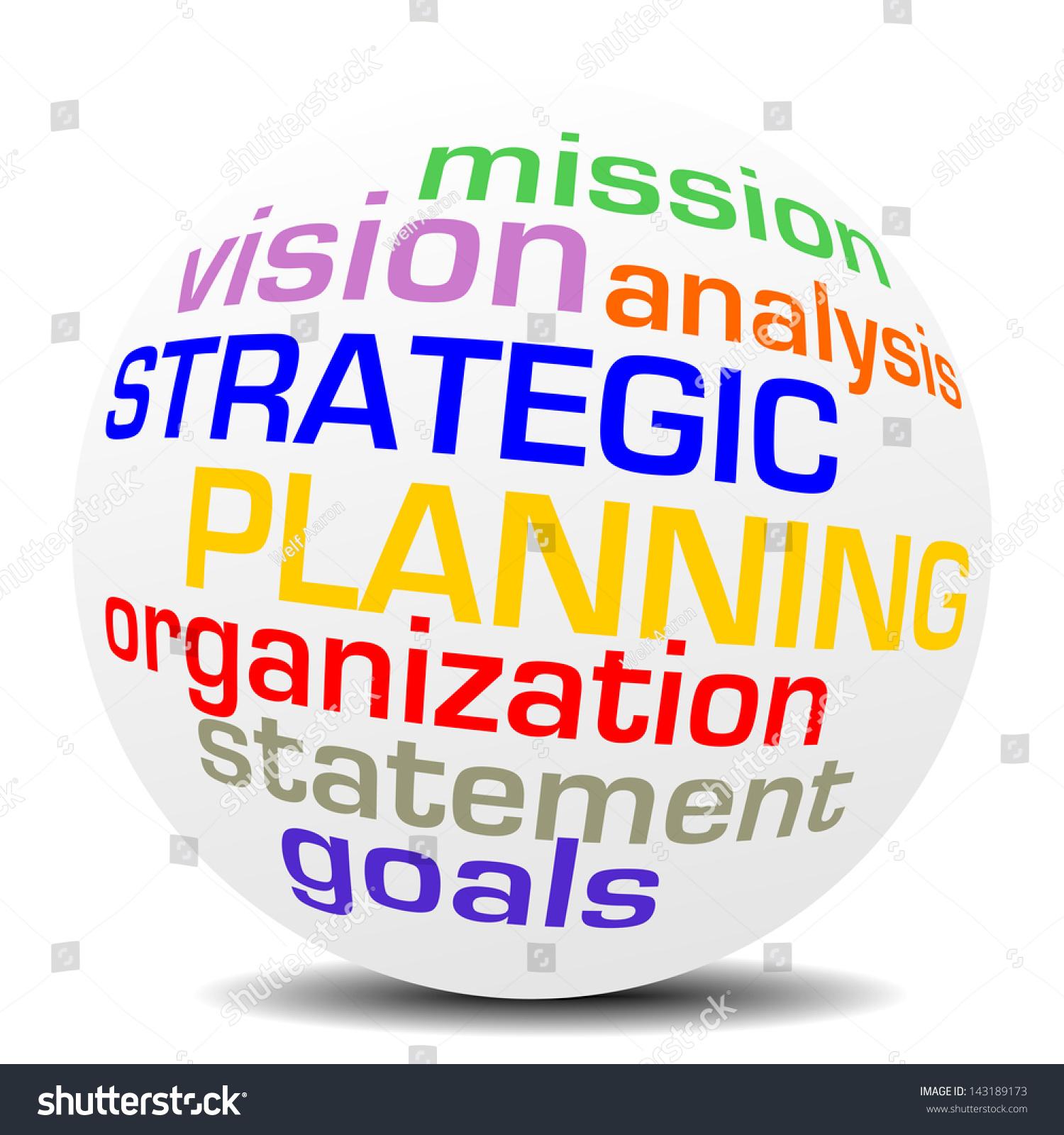 Word Strategic Plan