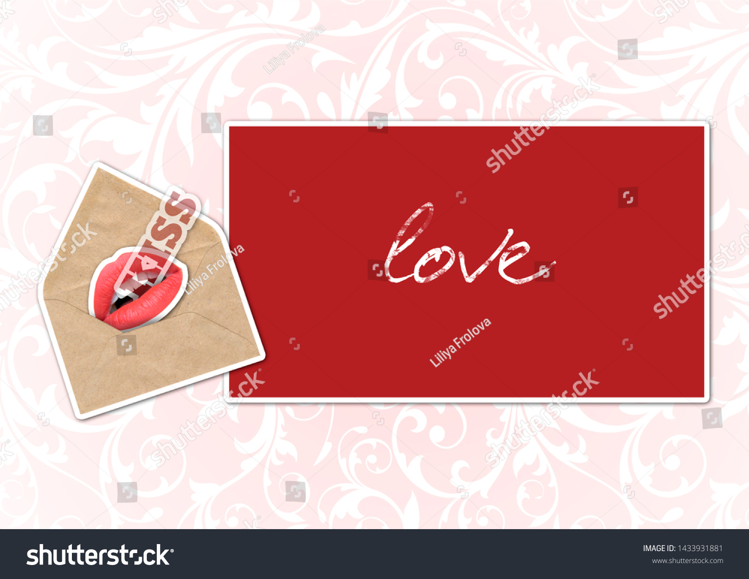 Letter To Your Loved One from image.shutterstock.com