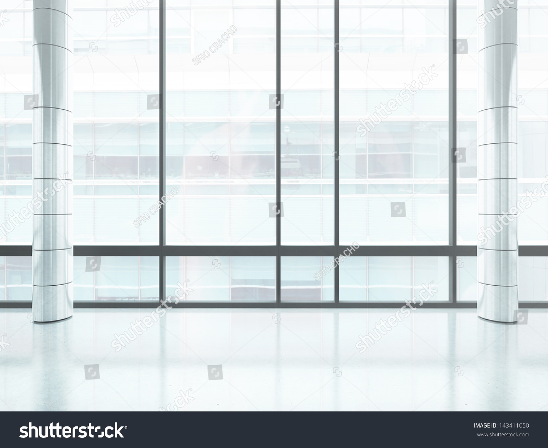 Bright Office Window #143411050