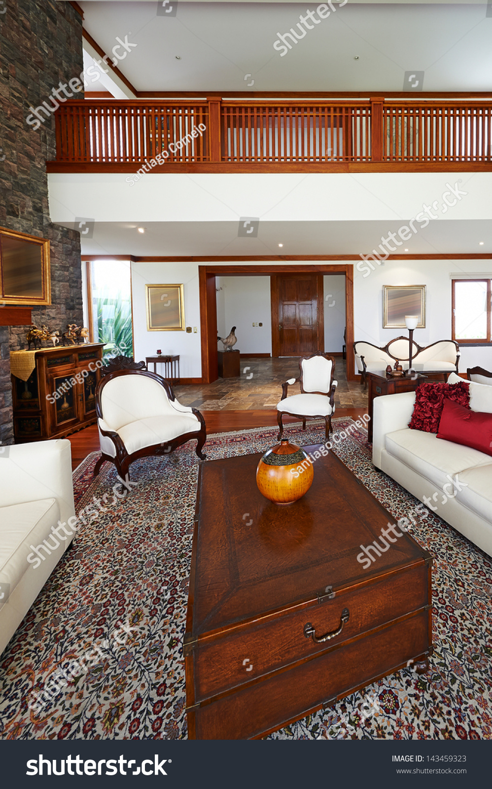 Interior Design Series Classic Living Room Big House