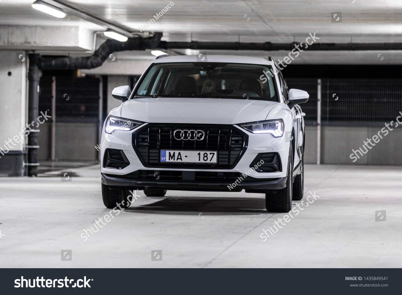 Riga Latvia 26 June 2019 Audi Stock Photo Edit Now 1435849541