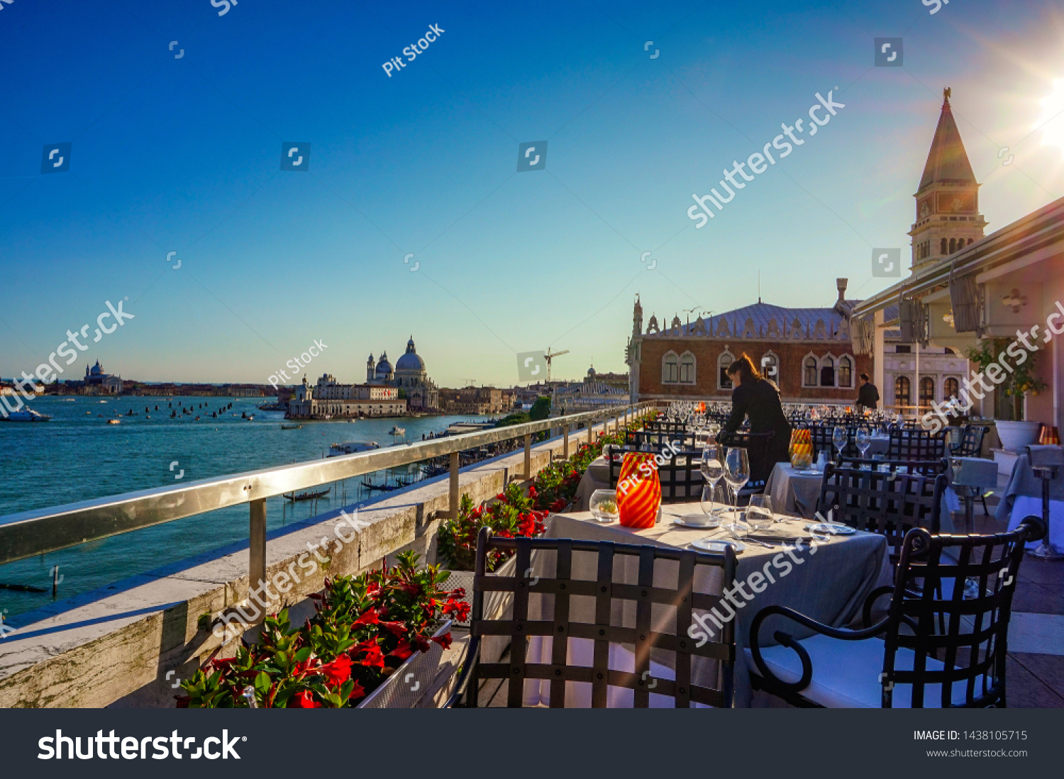 Venice Italy March 2019 View Romantic Stock Photo Edit Now