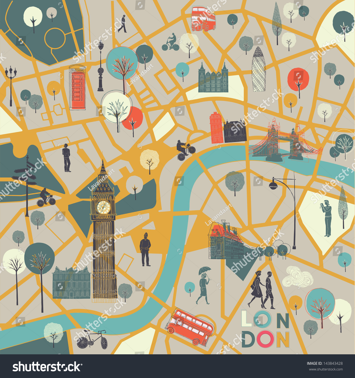Maps Update 21051488 London Sights Map London Printable – London City Attractions Map