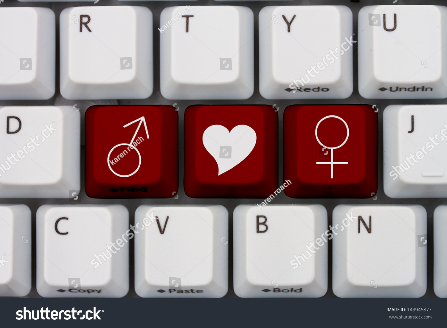 Keys to online dating