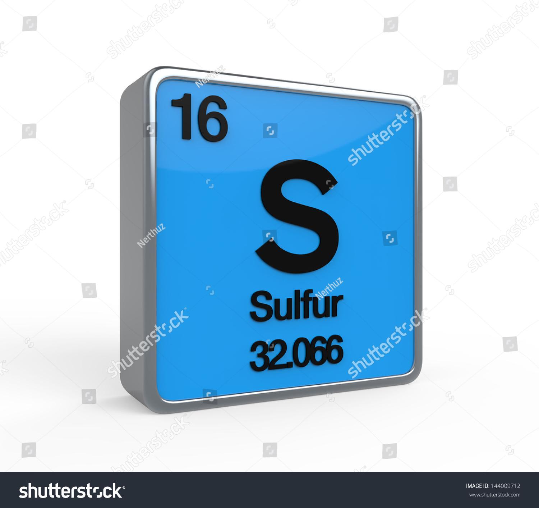 Sulfur element periodic table stock illustration 144009712 sulfur element periodic table gamestrikefo Gallery