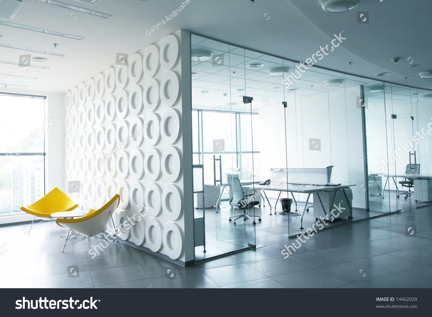 Office interior stock photo 14402029 shutterstock - Interior images ...