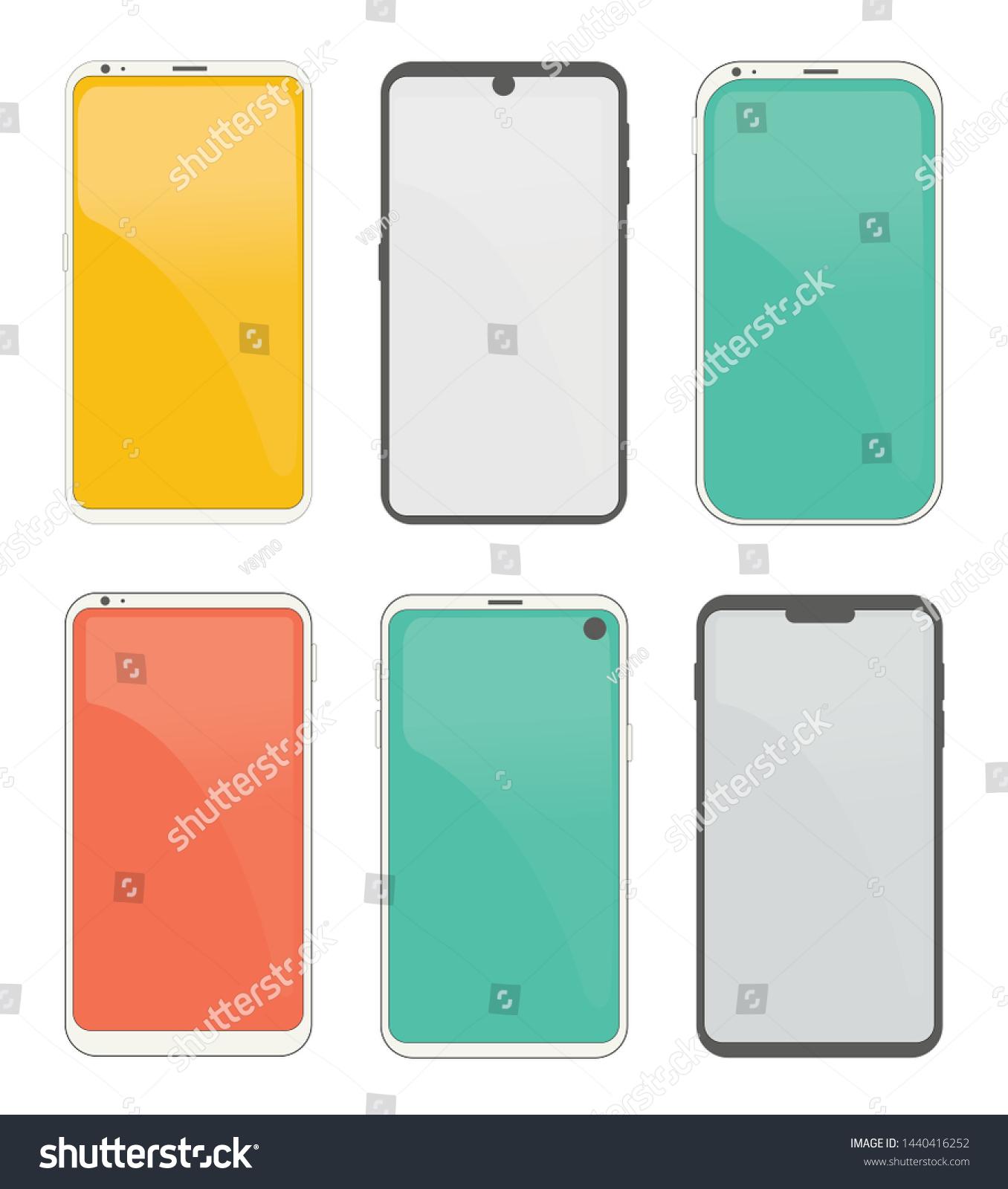 stock-vector--modern-smartphone-template