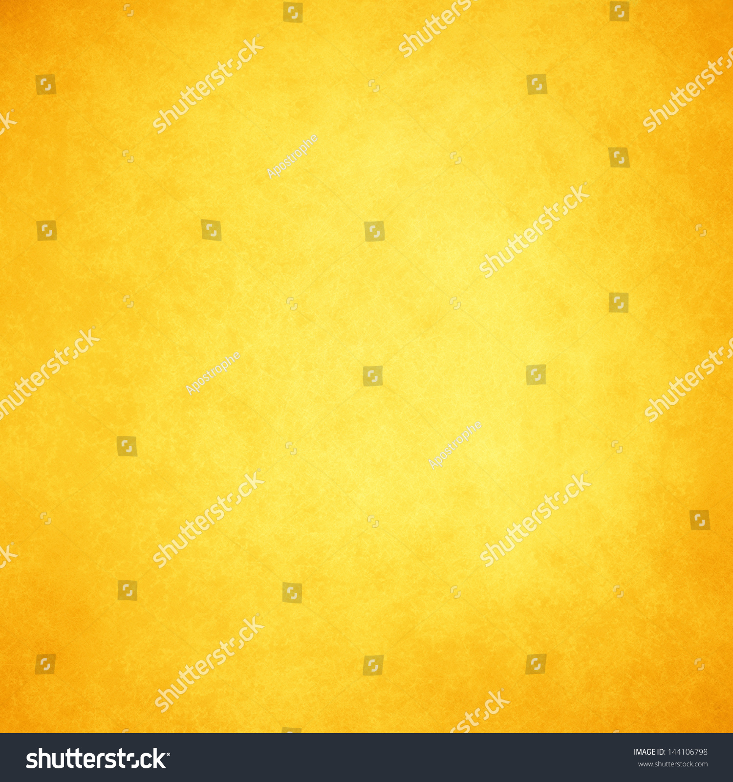 Solid Light Yellow Background
