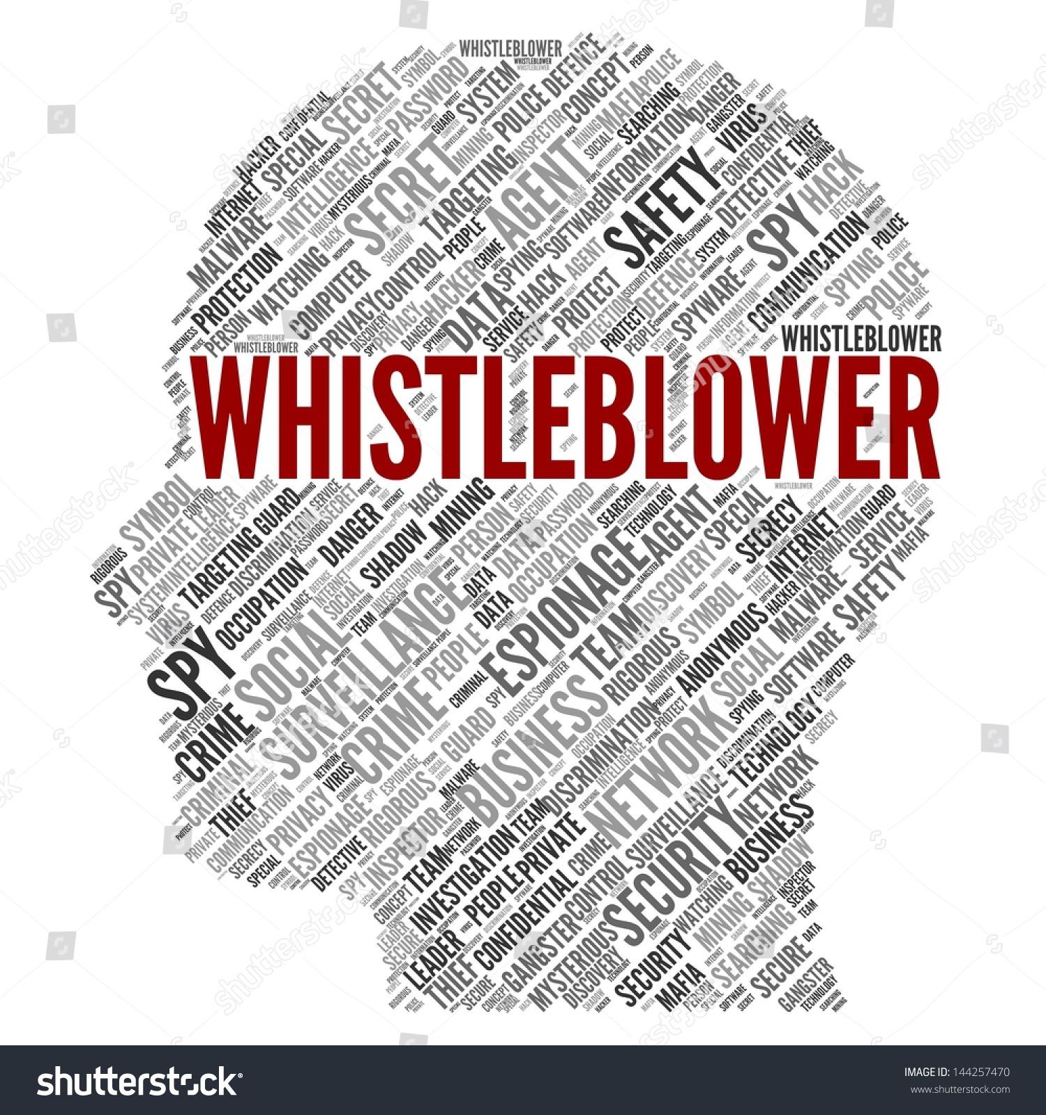 Bildquelle Plusoneshutterstockcom: Whistleblower Stock Photo 144257470 : Shutterstock