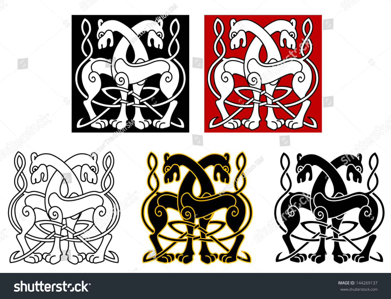 Httpsimageshutterstockcomzstockvectortwo - Celtic religion