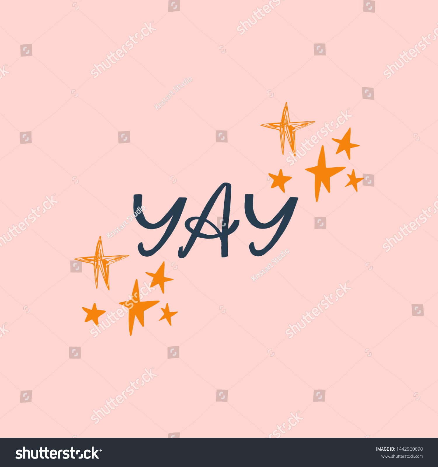 Vector De Stock Libre De Regalias Sobre Yay Text Congratulation Happy Day Hand1442960090 5 yaytext alternatives & similar websites. shutterstock