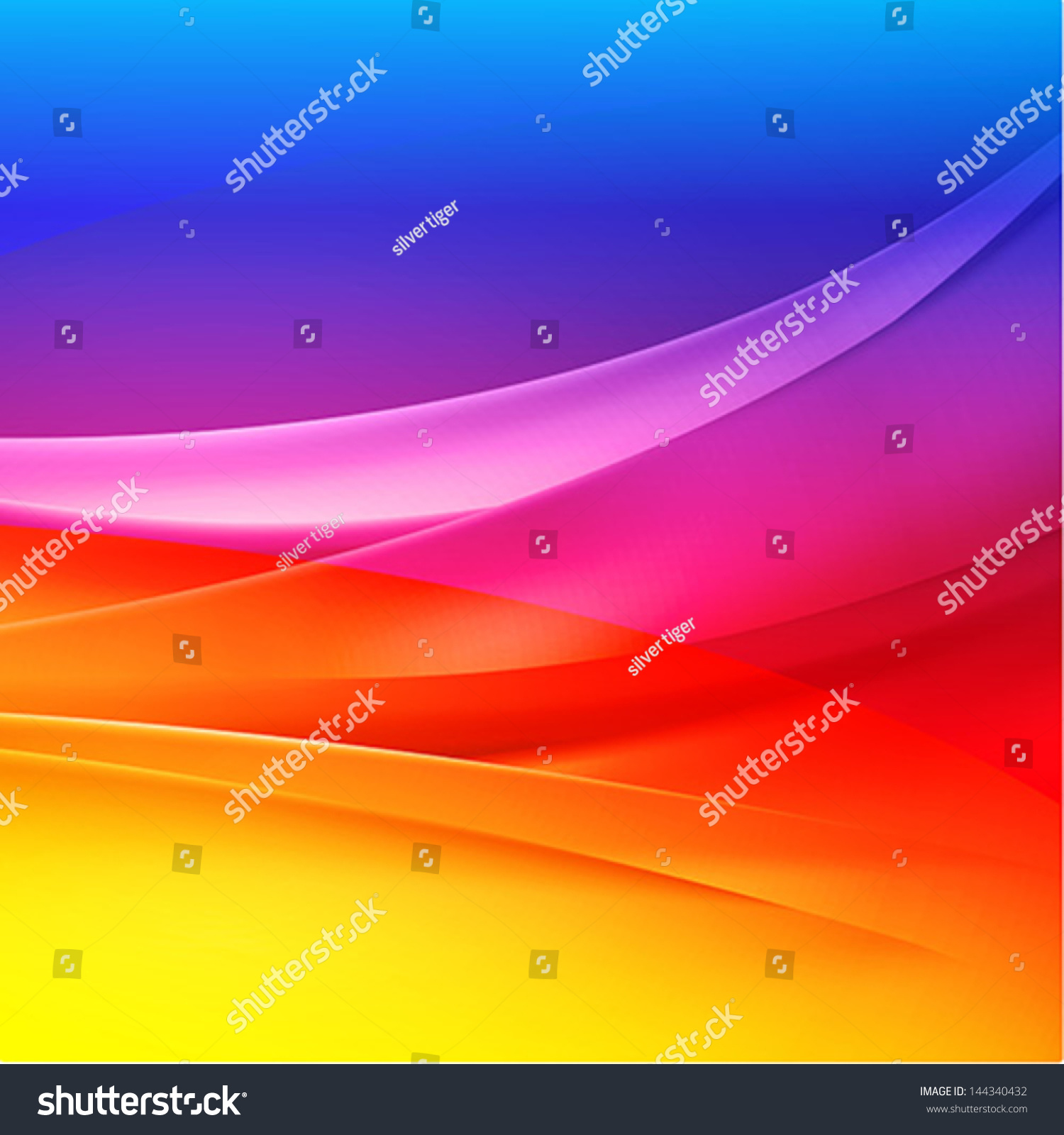 Colorful Backgrounds Abstract Vector Stock Vector